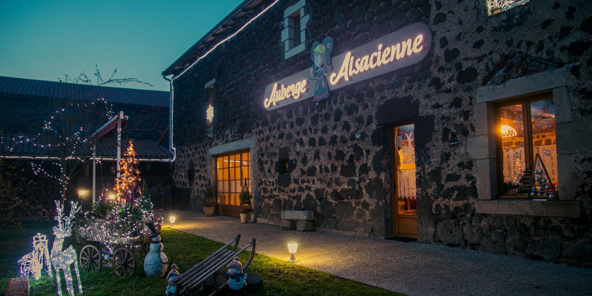 Auberge Alsacienne Auvergne