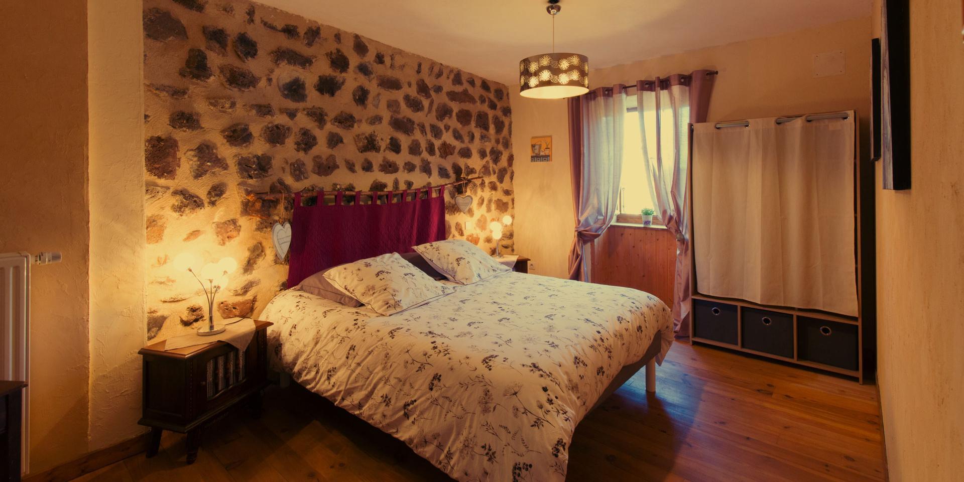 Auberge Alsacienne Auvergne chambre