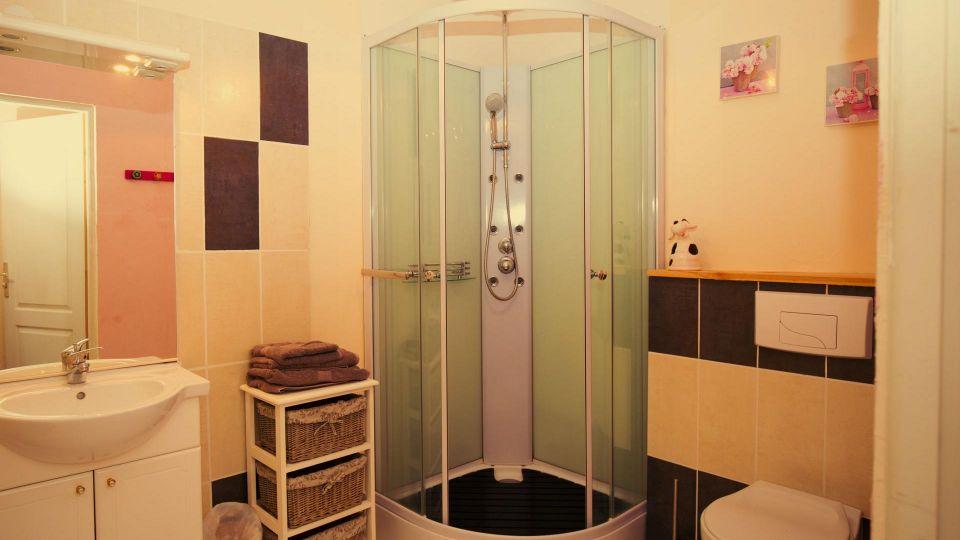 Chambre double 2 sdb Auberge Alsacienne