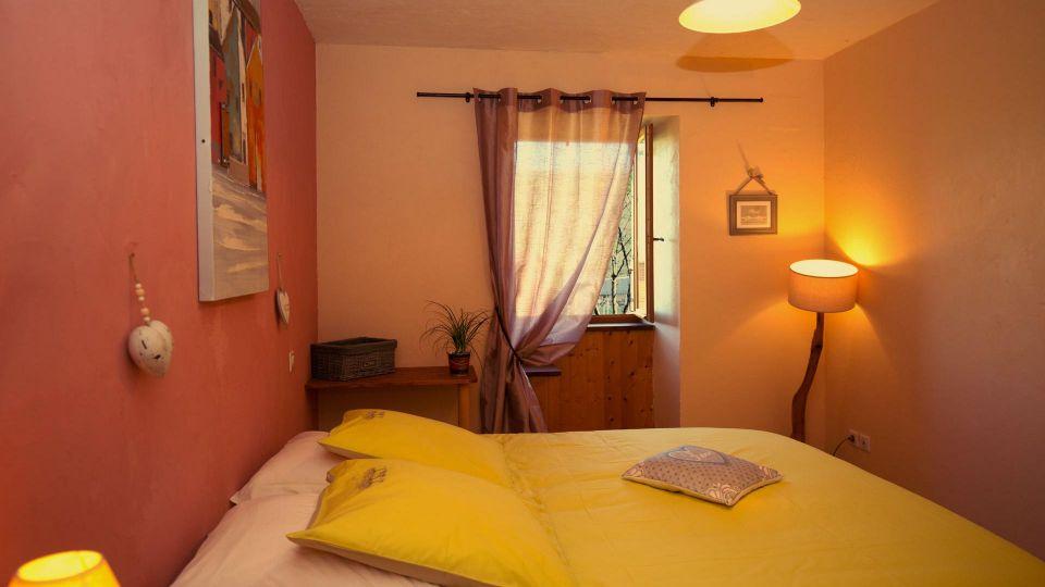 Chambre double 2 Auberge Alsacienne