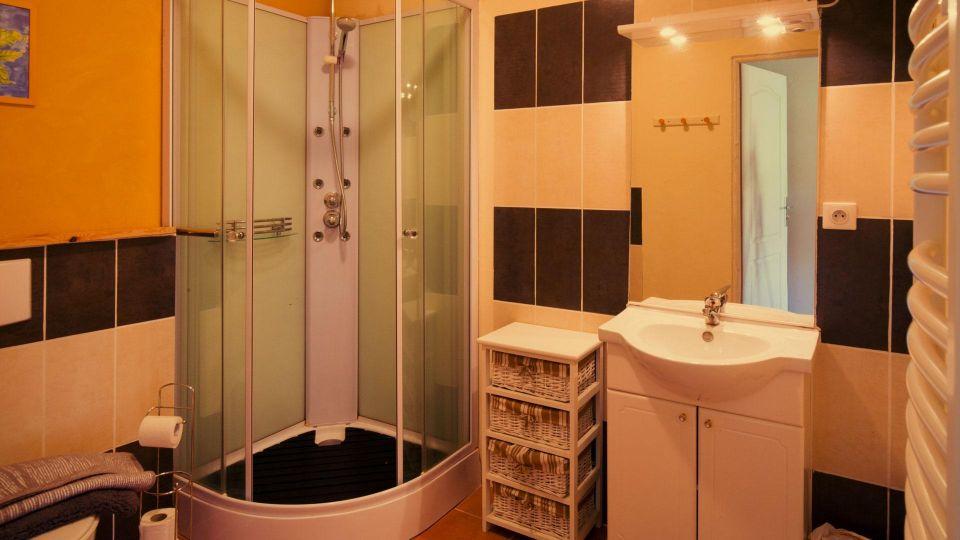 Chambre double 3 sdb Auberge Alsacienne