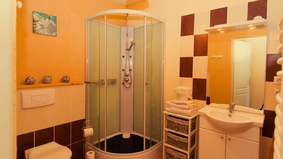 Chambre double 1 sdb Auberge Alsacienne
